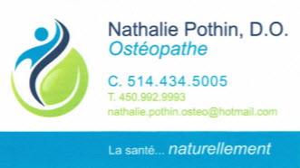Nathalie Pothin
