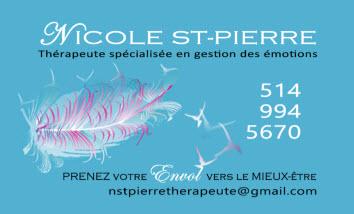 Nicole St-Pierre