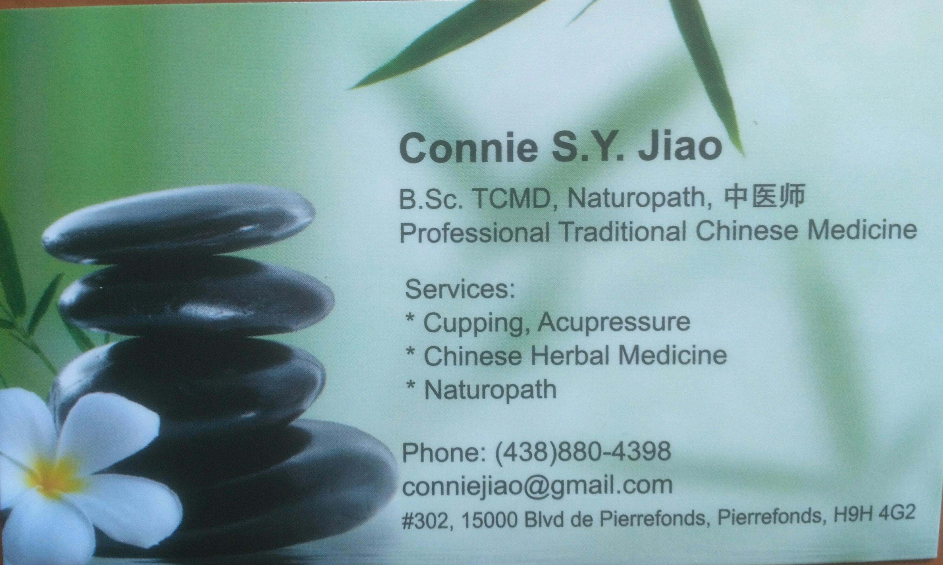 Connie S.Y. Jiao